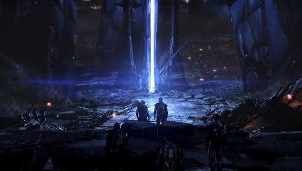 Mass Effect writer Drew Karpyshyn reveals original Mass Effect 3 endings