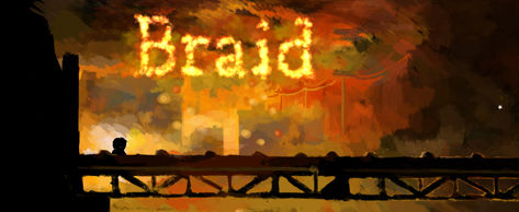 Braid creator is chiselling pixels on