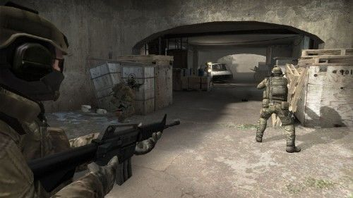 EuroExpo 2011: Counter-Strike GO closed beta next month
