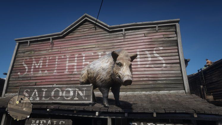 Red Dead Redemption 2 - How to play as animals or other characters