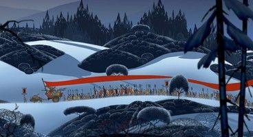 The Banner Saga announced by ex-BioWare developers