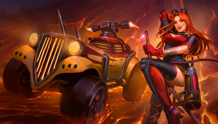Heavy Metal Machines Giveaway! We've got 500 codes to give to you for free!