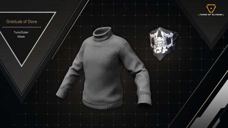Ring of Elysium Gratitude of Dione Event Brings Free DLC