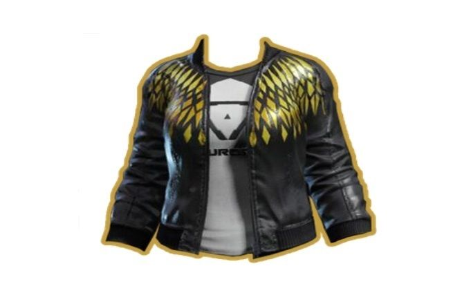 Ring of Elysium Golden Winged Jacket Giveaway! Win a ROE skin!
