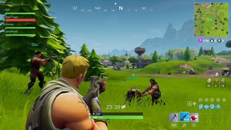 Fortnite: Battle Royale Patch Notes: Patch V3.2 Released