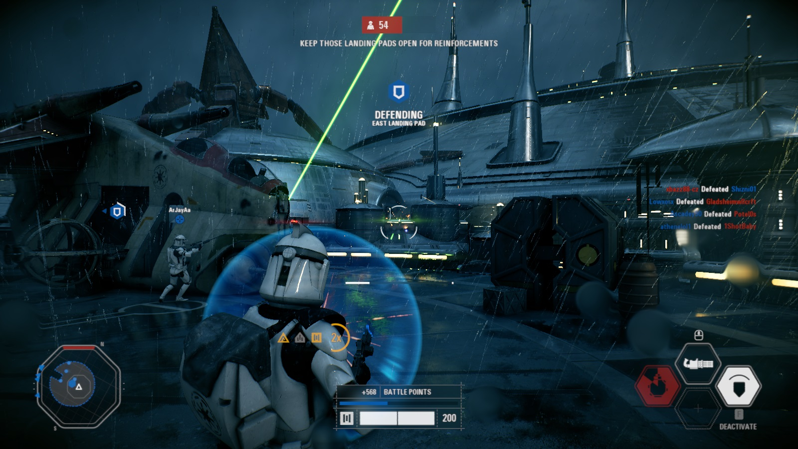Off In Fighters And Move To The Ground Like First Games Death Star DLC Strike Is Simple Fun With No Heroes Or Vehicles Only One Objective