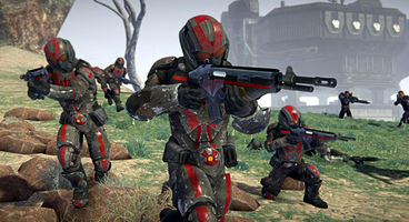 Sony Online to use PlanetSide 2's ForgeLight engine in all future MMOs