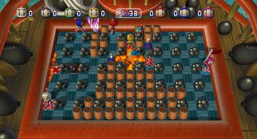 Hudson reveals Bonk and Bomberman Live Battlefest for consoles
