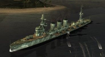 New DLC packs for Battlestations: Pacific revealed