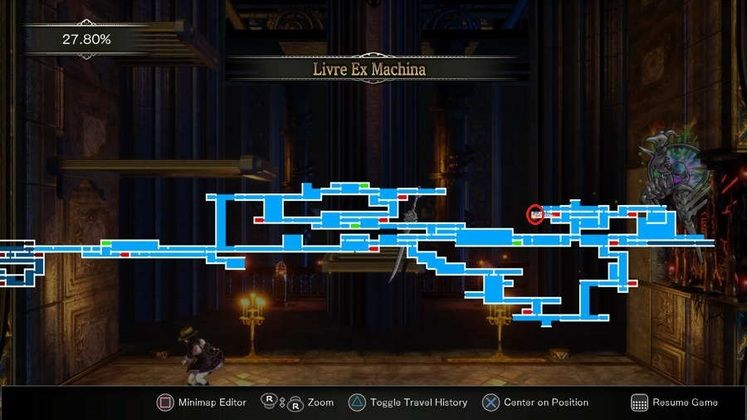 Bloodstained Ritual of the Night Double Jump - How to get it?