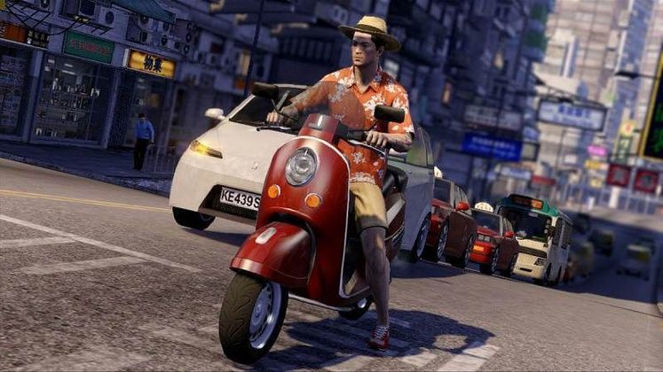 UK charts: Sleeping Dogs snoozes to number one spot