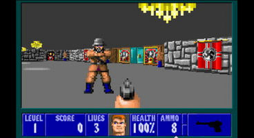 Wolfenstein 3D now available on Xbox Live Arcade