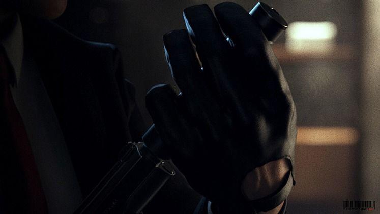 Square-Enix registers Hitman: Absolution trademark