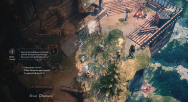 Seven: The Days Long Gone combines Divinity: Original Sin 2 with Assassin's Creed <UPDATE: New Trailer Shows Off Combat, Out This Friday!>
