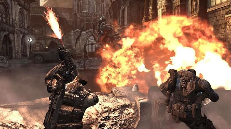 Epic to Focus on Xbox 360 and Gears of War