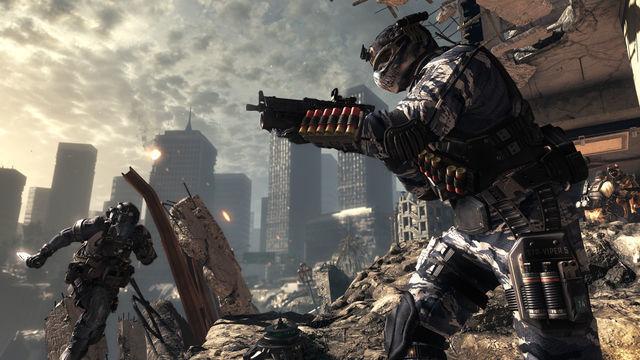 Battlefield 4 VS. Call of Duty: Ghosts