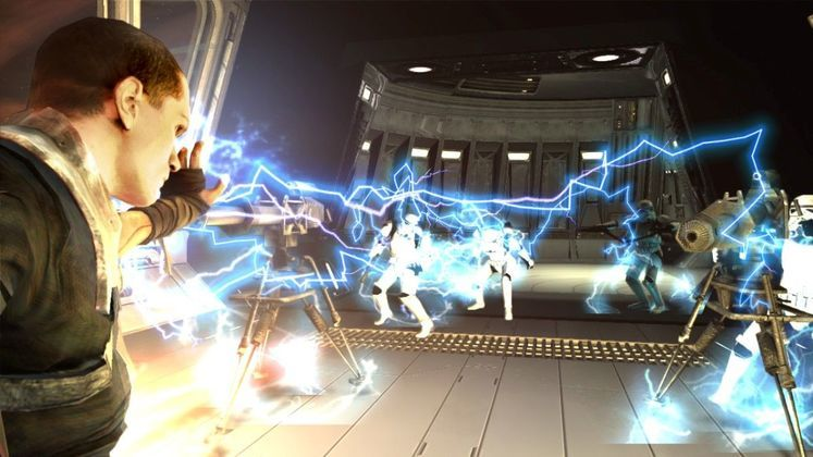 Star Wars: Force Unleashed in development for PC