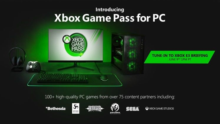 Microsoft Explains Xbox Game Pass For PC, Selling Games On Steam