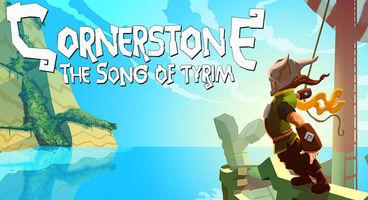 Cornerstone: The Song of Tyrim pre-Alpha demo, 11 days more on Kickstarter