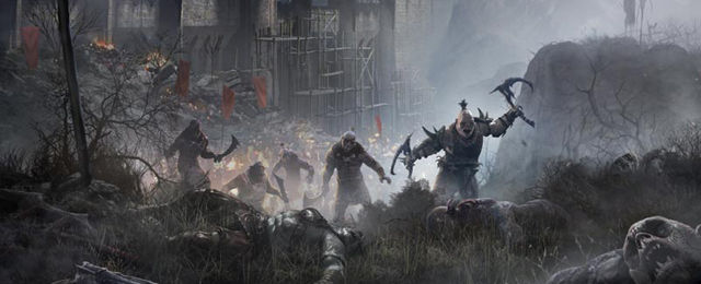 Monolith developing next-gen title Middle-earth: Shadow of Mordor