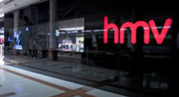 HMV plans 20 'Holiday stores' in UK