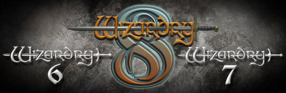 Three classic Wizardry titles land on Steam