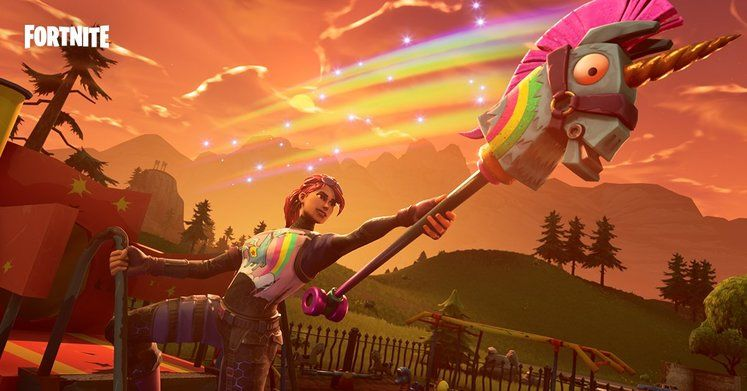 Fortnite Week 5 Challenges - Loot Lake Disco Ball Location Guide