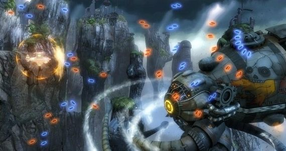 Grasshopper shmup Sine Mora coming to PSN