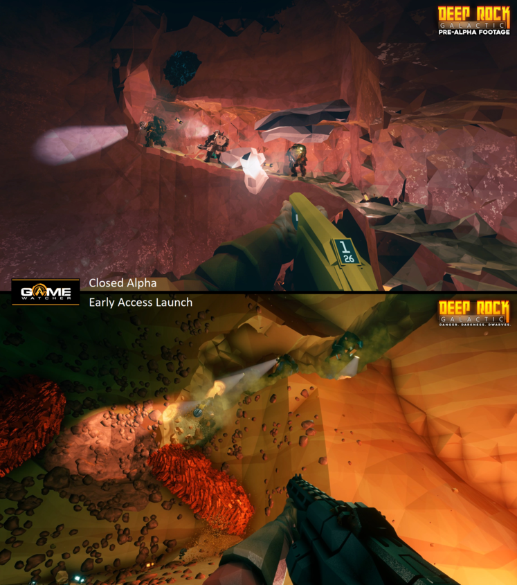 Coop Shooter Deep Rock Galactic Is Out On February 28th