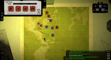 Radio Commander is an RTS Where You Control Your Troops via Radio Only