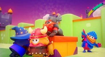 Fall Guys Turns Godzilla Into A Jelly Bean Next Week