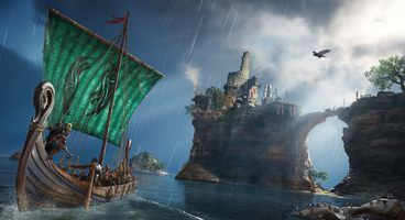 Assassin's Creed Valhalla Fishing Guide - How and Why to Fish