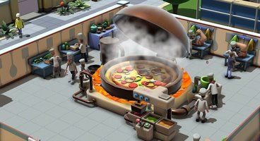 Two Point Campus Is All About Building Your Own University and Cooking Giant Pizzas