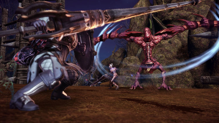 Tera pre-order headstarts today in Europe, tomorrow in NA