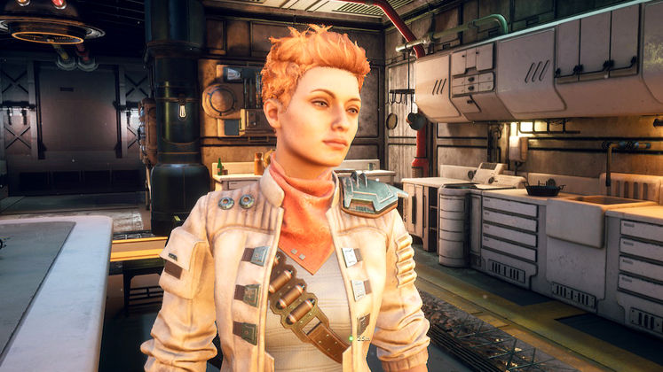 The Outer Worlds Worst Contact - How to get Ellie as a companion