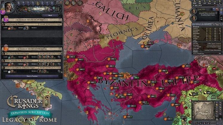 Crusader Kings 2 Expansion Subscription Gives Access to All DLC, Could Come to Other Paradox Titles