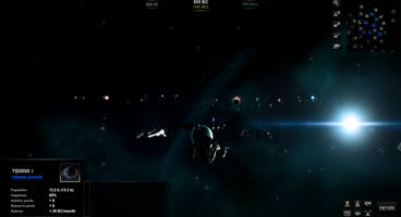 Turn-based space strategy Star Lords set to release in Q4 2013