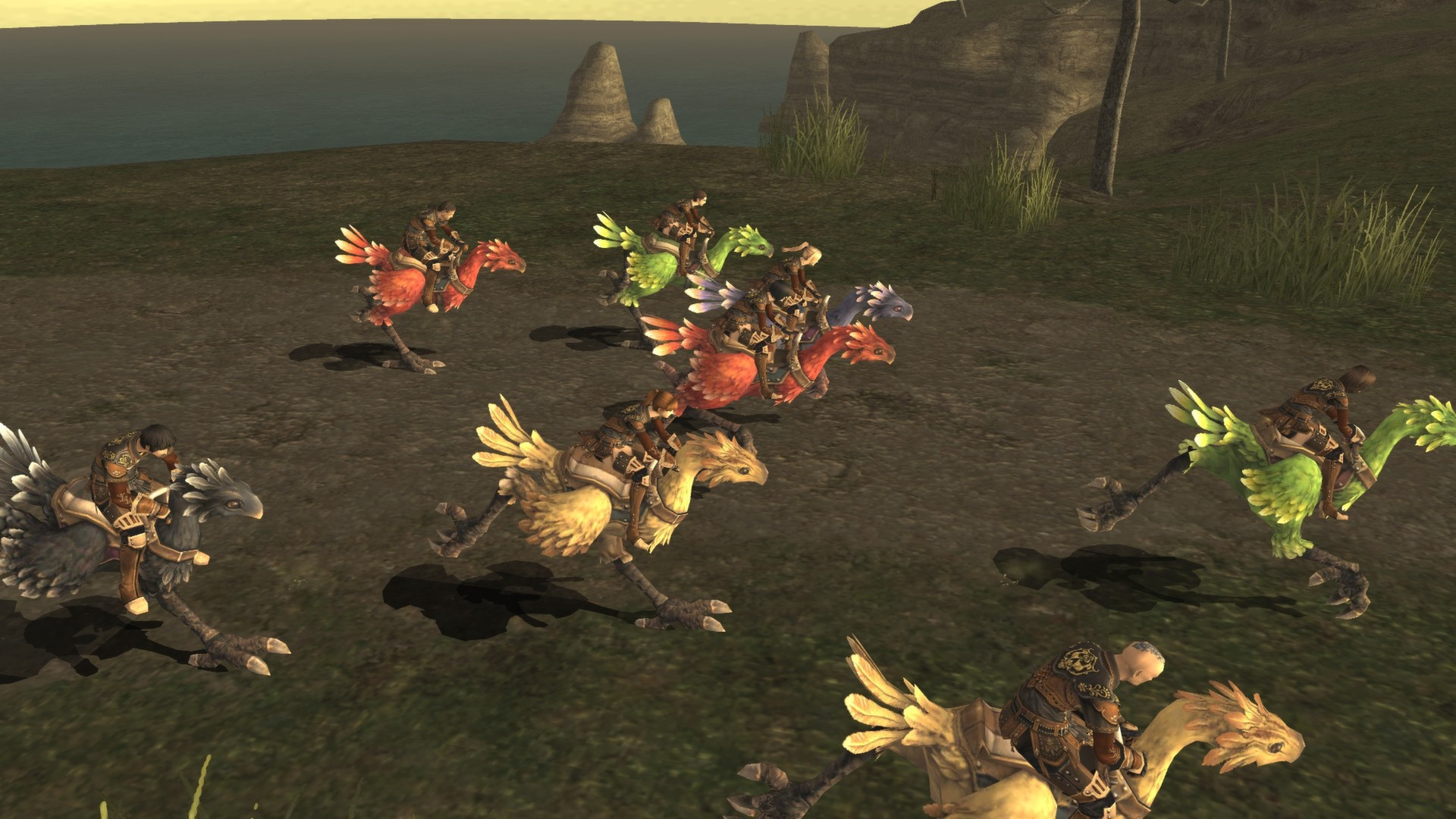 Want To Try Square Enixs 15 Year Old Mmorpg Final Fantasy Xi Open