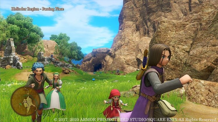 Dragon Quest XI S: Echoes of an Elusive Age - Definitive Edition Demo Now Available on Steam