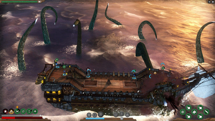 Abandon Ship Release Date Revealed, Will Add Your Name To The Game