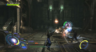 Silicon Knight's Too Human gold, nearly one million demo grabs