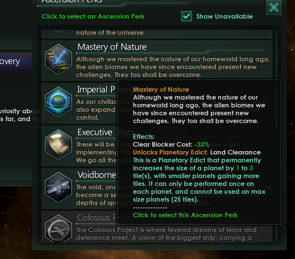 Stellaris 2 0 Update Changes Ascension Perks And Adds New