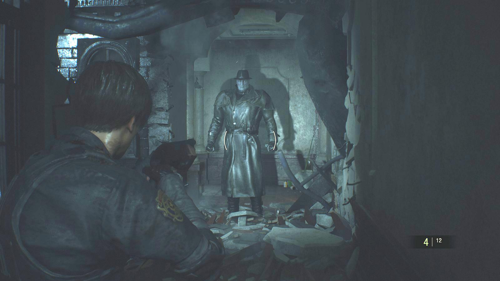 Latest Resident Evil 2 Mr X Mod Removes Him Completely