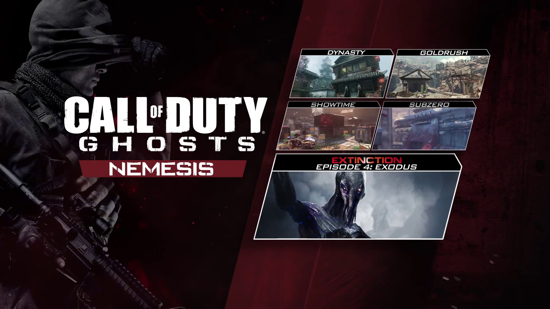 Final Call of Duty: Ghosts map pack coming to PC early September