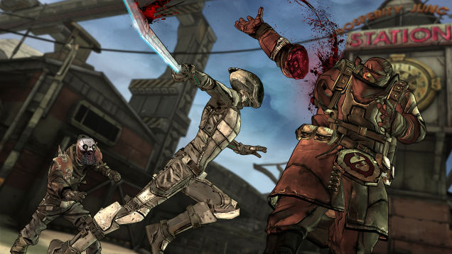 New screenshots show Telltale's upcoming Borderlands game in