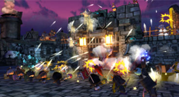 Free multiplayer brawler Happy Wars due for Xbox Live Arcade this autumn
