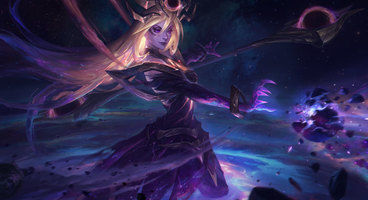 League of Legends Galaxies 2020 Duty or Ambition Event - New Missions, Skins, One for All