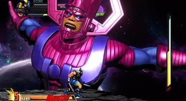 Marvel vs Capcom 3 final boss revealed: Galactus