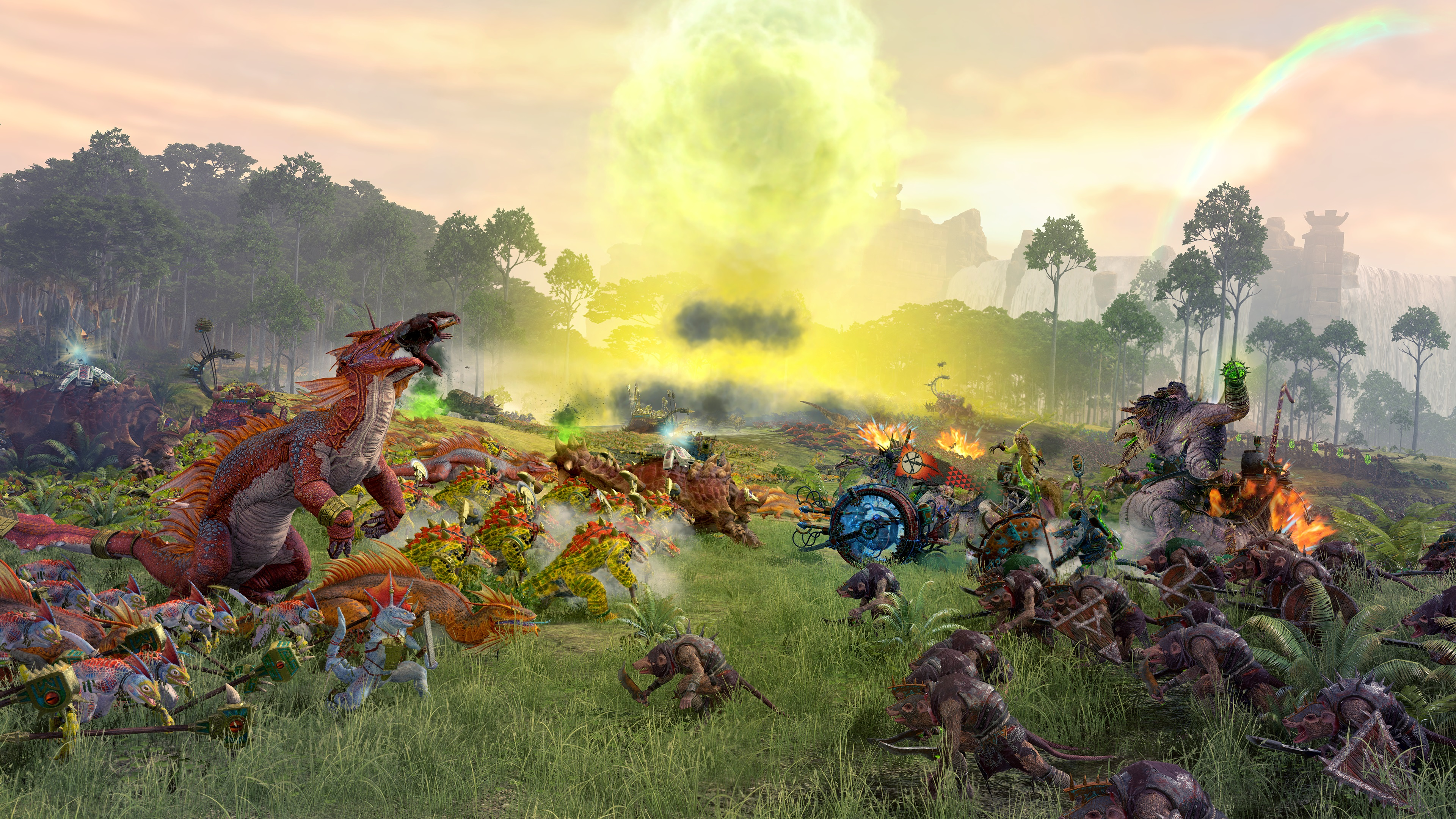 Total War Warhammer 2 The Prophet and the Warlock DLC Coming