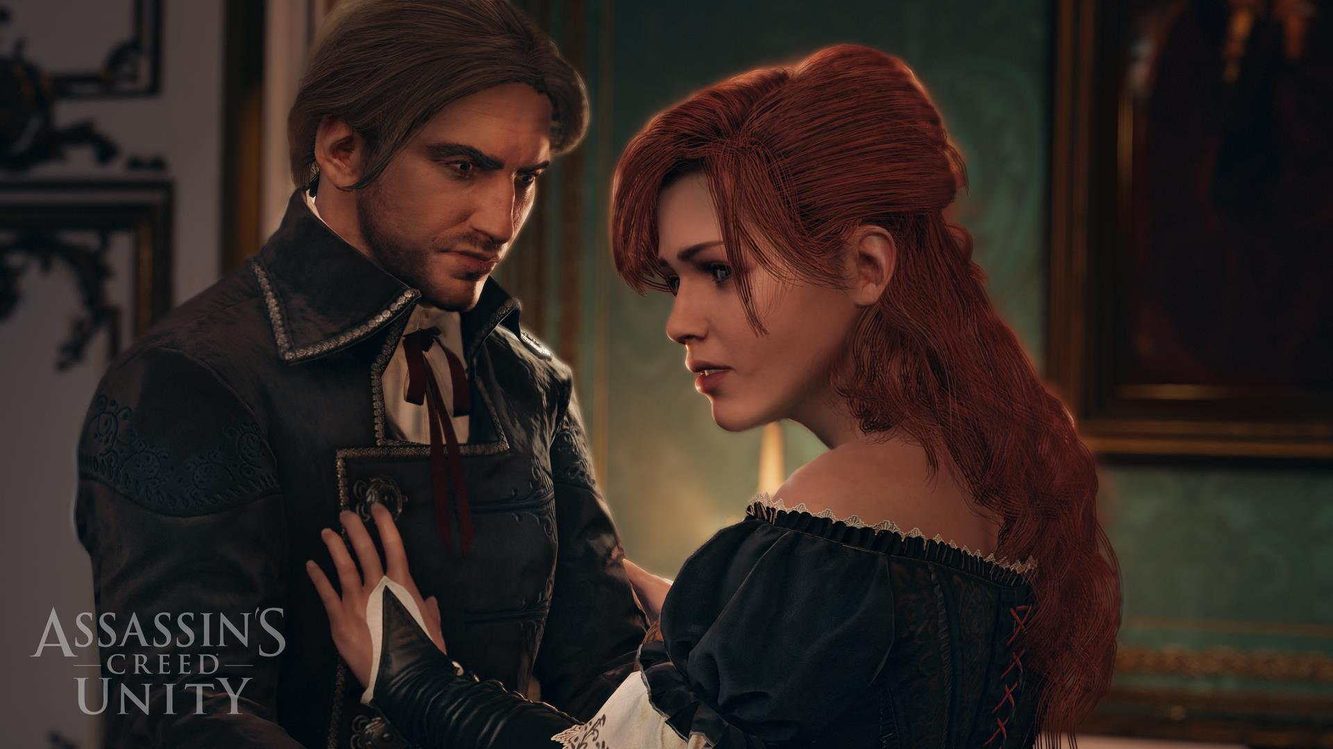 New Story Trailer For Assassin S Creed Unity Introduces Gamewatcher